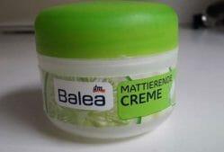 Produktbild zu Balea Mattierende Creme mit Fruchtsäure