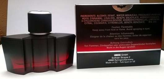 Batman The Dark Knight Eau de Toilette