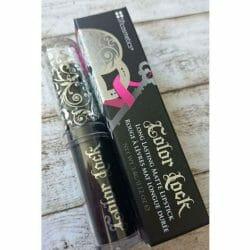 Produktbild zu bh cosmetics Color Rock Long Lasting Matte Lipstick – Farbe: Blissful