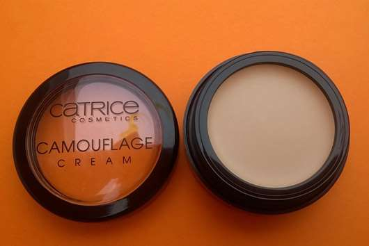 Catrice Camouflage Cream, Farbe: 010 Ivory