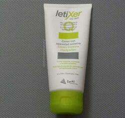 Produktbild zu LETI letiXer Q Creme (für extrem trockene Hautpartien)