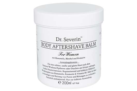 Dr. Severin Woman Body After Shave