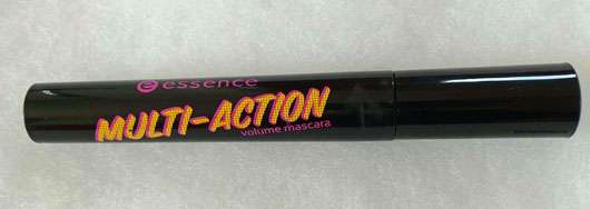 essence multi-action mascara, Farbe: black