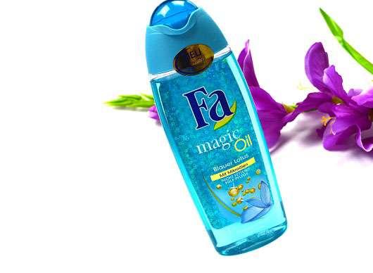 Fa Magic Oil Blauer Lotus Duschgel