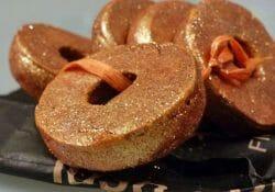 Produktbild zu LUSH Five Gold Rings (Schaumbad; LE)
