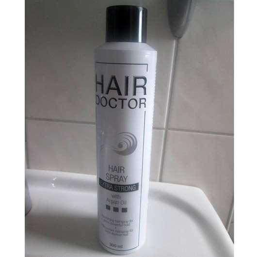 HAIR DOCTOR Hair Spray Extra Strong mit Argan Oil