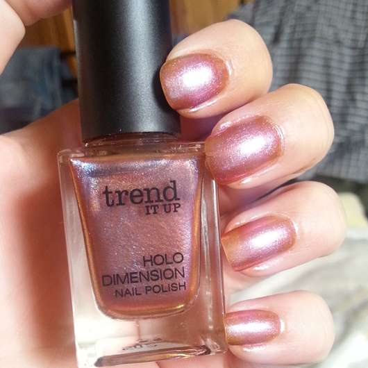 trend IT UP Holo Dimension Nail Polish, Farbe: 030