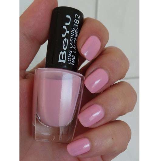 BeYu Long-Lasting Nail Lacquer, Farbe: 382 Little Miss