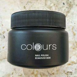 Produktbild zu LR Colours Nail Polish Remover-Box