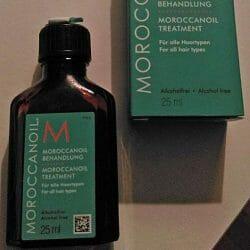 Produktbild zu MOROCCANOIL Behandlung