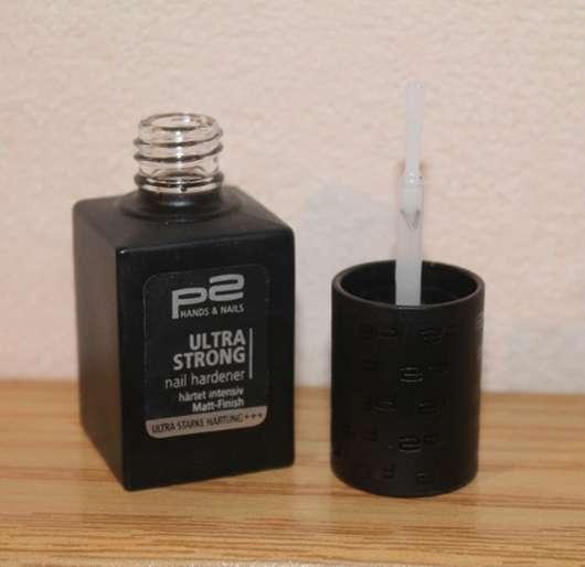 p2 ultra strong nail hardener