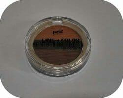 Produktbild zu p2 cosmetics line + color contouring matte eye shadow – Farbe: 020 peanut butter biscuit