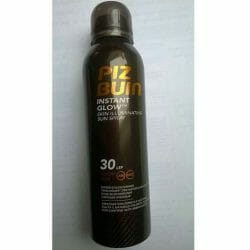 Produktbild zu PIZ BUIN INSTANT GLOW Sonnenschutzspray LSF 30