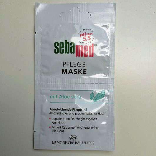 sebamed Empfindliche Haut Pflege Maske