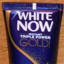 Signal White Now Gold Zahncreme