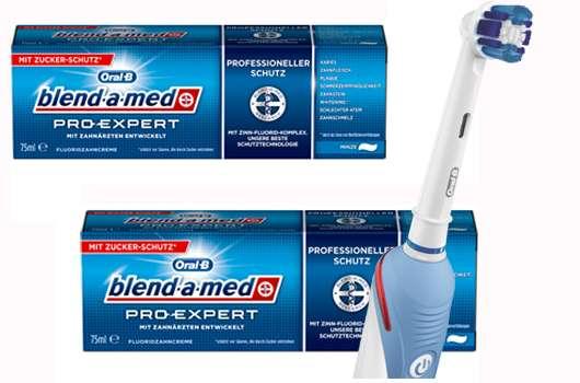 Oral-B Zahnpflege-Set zu gewinnen