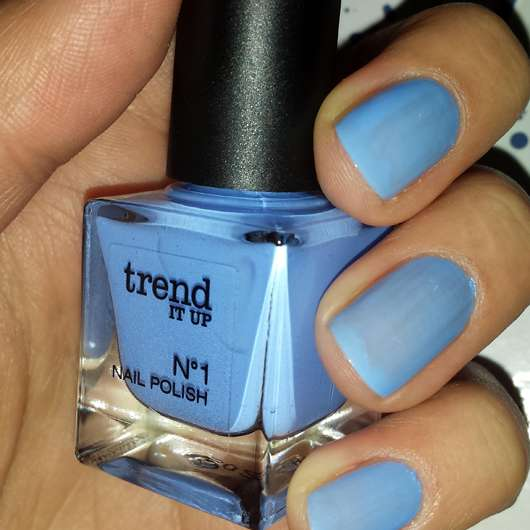 trend IT UP N°1 Nail Polish, Farbe: 100
