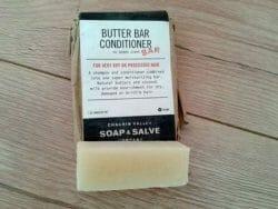 Produktbild zu Chagrin Valley Soap & Salve Butter Bar Conditioner Shampoo