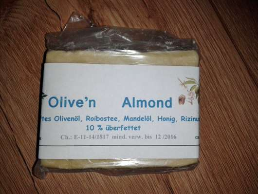 Pflegeseifen Wellness-Seife Olive'n Almond