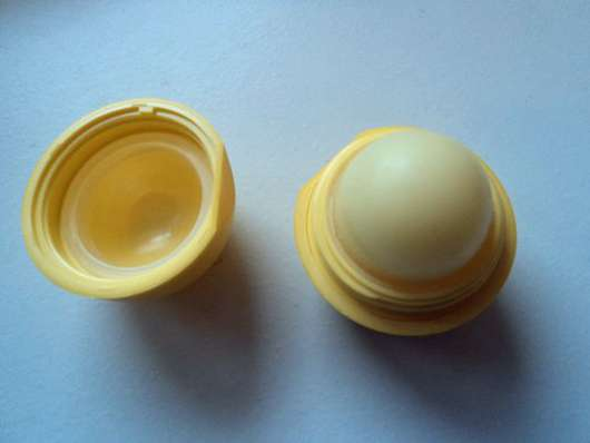 eos Smooth Spheres Organic Lip Balm Lemon Drop