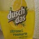 duschdas Zitrone & Rosmarin Duschgel