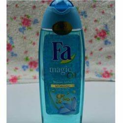 Produktbild zu Fa Magic Oil Blauer Lotus Duschgel