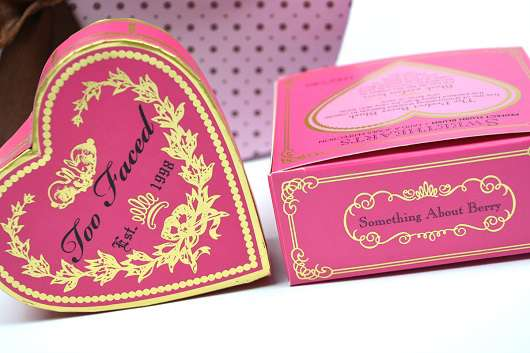 <strong>Too Faced</strong> Sweethearts Blush - Farbe: Something About Berry