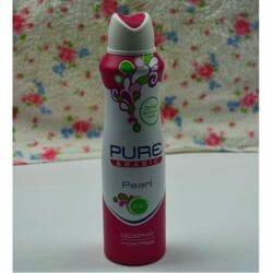 Produktbild zu Pure & Basic Pearl Deospray