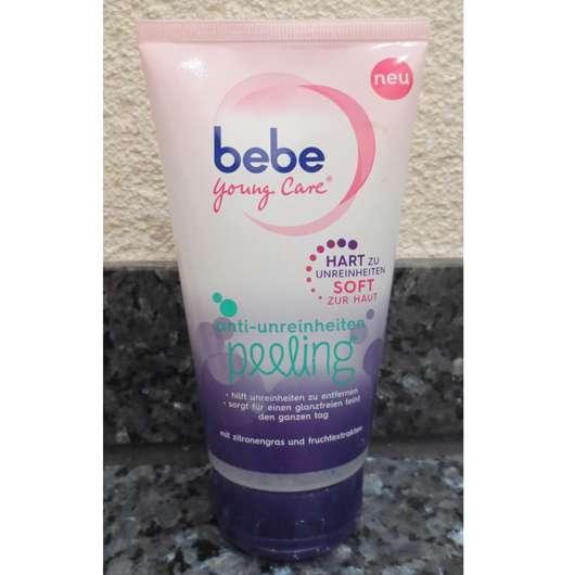 bebe Young Care anti-unreinheiten peeling