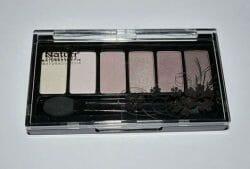 Produktbild zu Terra Naturi Naturkosmetik Eyeshadow Palette – Farbe: 02 Diary Of Love (LE)