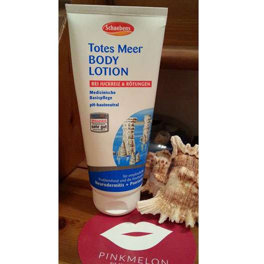 Schaebens Totes Meer Body Lotion