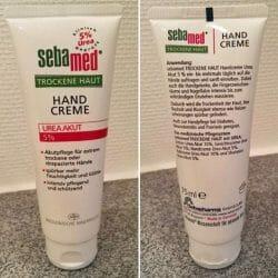 Produktbild zu sebamed Trockene Haut Handcreme Urea Akut 5%