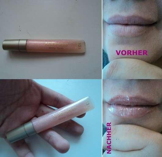 Arabesque Shiny Gloss, Farbe: 13 Apricot