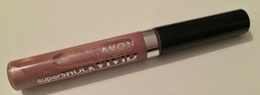 Avon Super Shock Vivid Flüssiger Lidschatten, Farbe: Pink Party (LE)