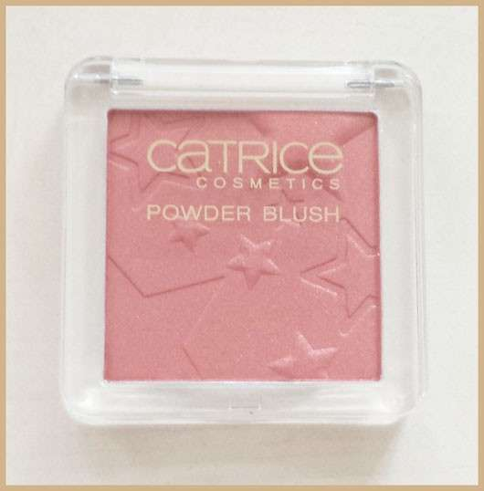 Catrice Powder Blush, Farbe: C01 Caviar And Champagne (LE)