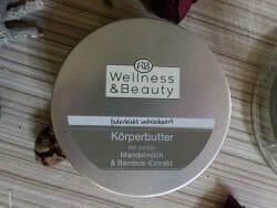 """Produktbild zu Wellness & Beauty Körperbutter """"federleicht unbeschwert"""""""