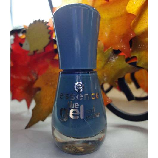 essence the gel nail polish, Farbe: 51 miss captain