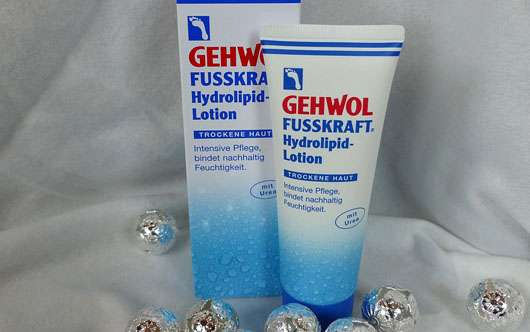 <strong>GEHWOL FUSSKRAFT</strong> Hydrolipid-Lotion