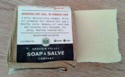 Produktbild zu Chagrin Valley Soap & Salve Shampoo Bar Olive & Babassu