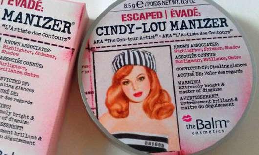 <strong>The Balm</strong> Cindy-Lou Manizer
