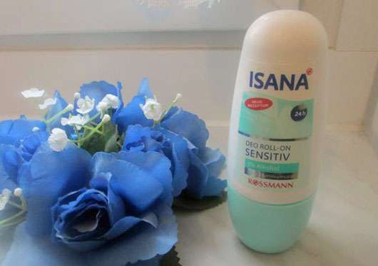 ISANA Deo Roll-On Sensitiv