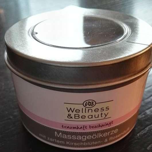 """Wellness & Beauty Massageölkerze """"traumhaft beschwingt"""""""