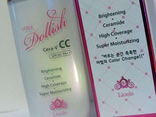 Lioele Dollish Cera-V CC Cream
