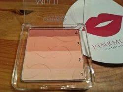 Produktbild zu Catrice Multi Matt Blush – Farbe: 010 Love, Rosie!