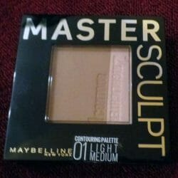 Produktbild zu Maybelline New York Master Sculpt Kontur-Duo-Puder – Farbe: 01 Light Medium