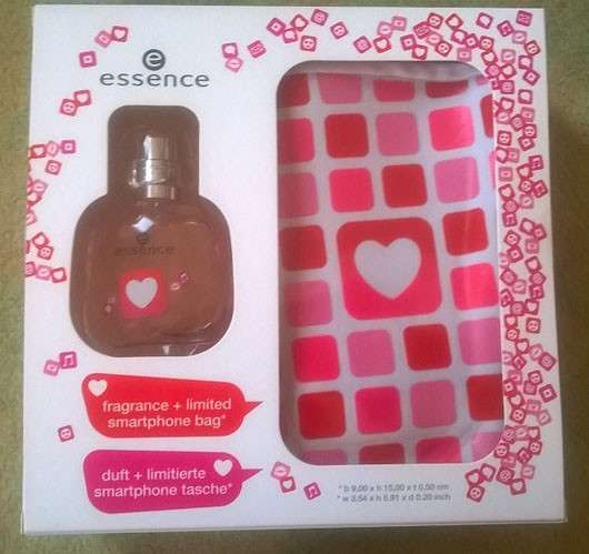 essence fragrance set #mymessage love (LE)