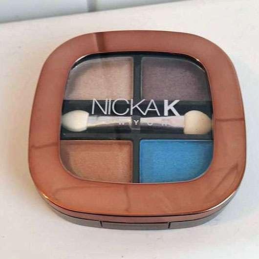 <strong>NICKA K NEW YORK</strong> Quad Eyeshadow - Farbe: NY076 Ventura