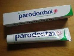Produktbild zu Parodontax mit Fluorid Zahncreme