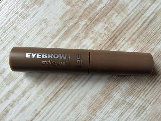 p2 eyebrow styling gel, Farbe: 010 light
