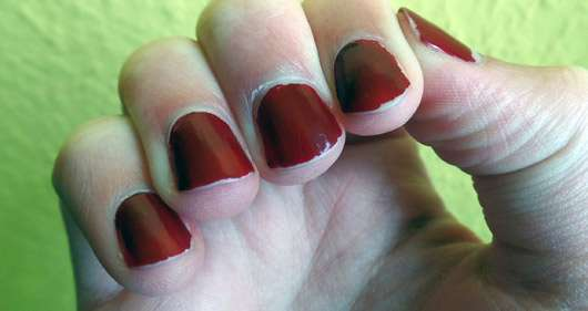 Sally Hansen Complete Salon Manicure Nagellack, Farbe: 610 Red Zin